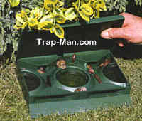 trap man slug trap